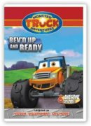 Monster Truck Adventures DVD: Rev'd Up And Ready To Go