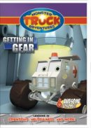 Monster Truck Adventures DVD: Getting  In Gear
