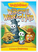 The Wonderful Wizard Of Ha's DVD