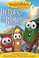Heroes of the Bible Volume 3 DVD