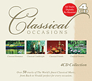 Classical Occasions 4CD Set