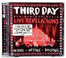 Live Revelations CD & DVD