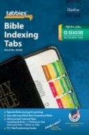 Bible Index Tabs Seaside Colored