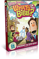What's In The Bible 11 DVD