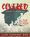 Covered: Alive in Asia DVD