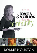 She Loves & Values Her Femininity (Audio CD)
