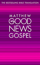 Good News Bible Gospel:  Matthew,  Paperback, Pack of 10