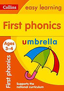 First Phonics Ages 3-5