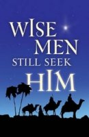Wise Men Will Seek Him Christmas Tract Pack of 25