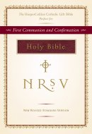 NRSV Catholic Gift Edition Burgundy