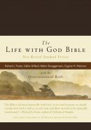 NRSV Life With God Bible: Brown, Imitation Leather (with the Deuterocanonical Books)