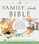 The Family Audio Bible: 36 Classic Excerpts from the NRSV Bible