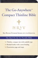 NRSV Compact Thinline Bible With Apocrypha