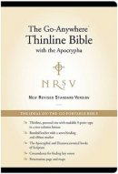 Go Anywhere Bible With Apocrypha Black Bonded Leather