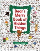 Bear\'s Merry Book of Hidden Things: Christmas Seek-And-Find