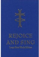 Rejoice and Sing Words Large Print
