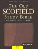 Old Scofield Study Bible Pocket Edition
