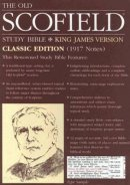 KJV Old Scofield Study Bible: Classic Edition, Genuine Leather, Black