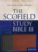 NKJV Scofield Study Bible III: Hardback