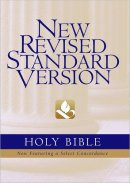 NRSV Text Bible: Black, Genuine Leather