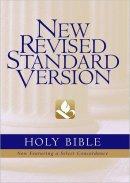 NRSV Text Bible: Black, Genuine Leather
