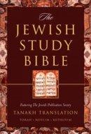 The Jewish Study Bible: hardback