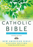 NAB Catholic Bible Personal Study Edition NABRE