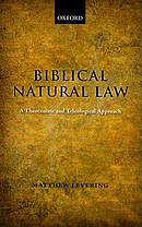 Biblical Natural Law