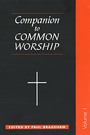 A Companion to Common Worship : V. 1