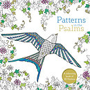 Patterns in the Psalms Colouring Book