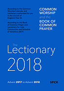 The Common Worship Lectionary 2018
