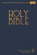 NLT Holy Bible: New Living Translation Premier Hardback Edition