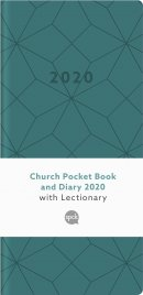 Church Pocket Book and Diary 2020 with Lectionary