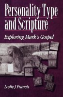 Personality Type and Scripture: Exploring Mark's Gospel