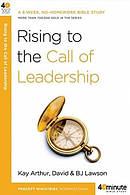Rising To The Call Of Leadership Pb