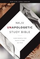 NKJV, Unapologetic Study Bible, Red Letter Edition