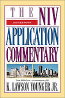 Judges: Ruth: NIV Application Commentary