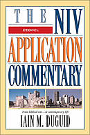 Ezekiel: NIV Application Commentary