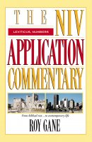 Leviticus, Numbers: NIV Application Commentary