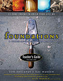 Foundations Teacher's Guide