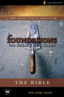 The Bible: Foundations vol. 1, Participant's Guide