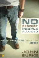 No Perfect People Allowed plus DVD