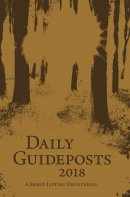 Daily Guideposts 2018 Leather Edition