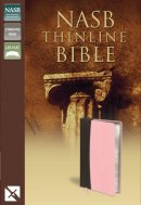 NASB Thinline Bible: Pink/Chocolate, Imitation Leather