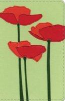 Kjv Thinline Bloom Duotone Poppies Comp