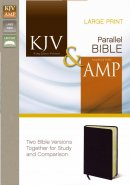 KJV and Amplified Side-by-side Bible