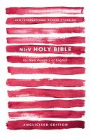 Nirv, Holy Bible for New Readers of English, Anglicised Edition, Pink