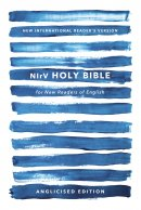 Nirv, Holy Bible for New Readers of English, Anglicised Edition, Blue