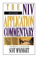 Galatians : NIV Application Commentary