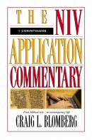 1 Corinthians : NIV Application Commentary